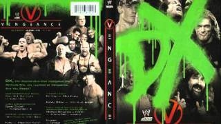 WWE Vengeance 2006 Theme Song Full+HD