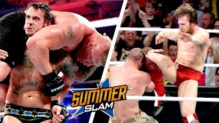 Retro Ups And Downs  WWE SummerSlam 2013