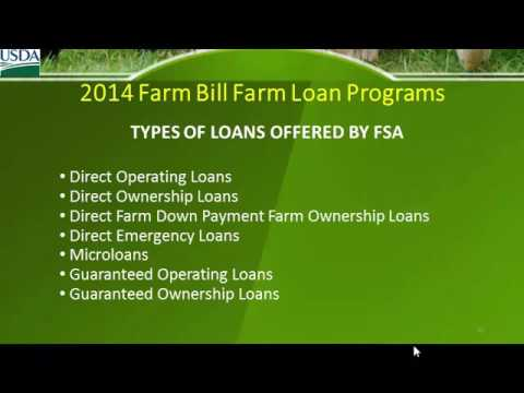 RU Ready to Farm FSA Loans