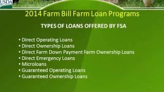 RU Ready to Farm FSA Loans