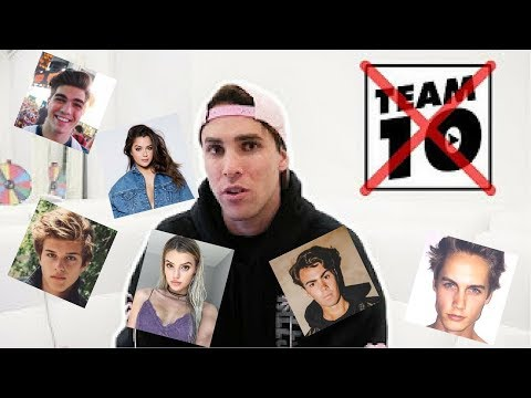 All the People who Have left Team 10 in 2017 and 2018 (Updated)