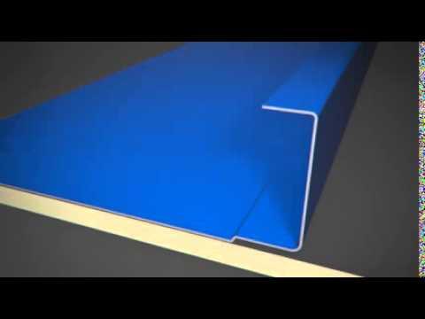 Firestone Uc 6 Metal Roofing Animation Youtube