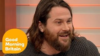 Kieran Bew On His Role In The New Fantasy Drama Beowulf | Good Morning Britain