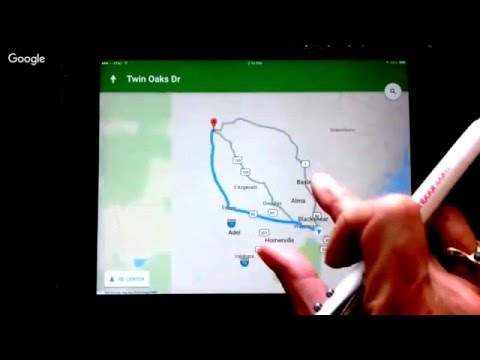 #74- How Do I Navigate with Google Maps?