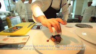 ROMEO Hotel - Naples, Italy | Gourmet Neapolitan cuisine | Sushi | Chef Andrea Aprea