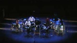 Panash Steelband Prelude in C# (JSBach)