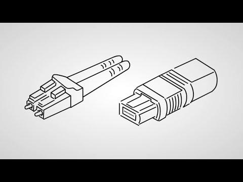 LC and MPO Fiber Connectors for Higher Data Center Transmission Speeds
