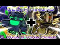 Green Planet Shaper Delta Minion & Wonder of U Stand Form | A Universal Time