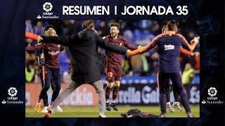 LaLiga Highlight Show: ¡Barcelona campeón de España!
