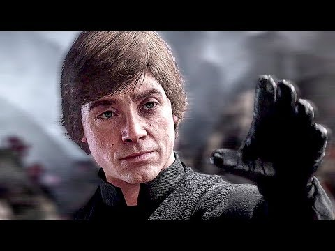 STAR WARS BATTLEFRONT 2 All Cutscenes Full Movie 2017