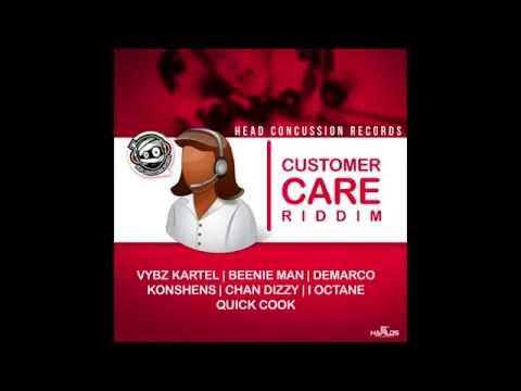 Beenie Man - Love Me | Customer Care Riddim | Prod by Rvssian