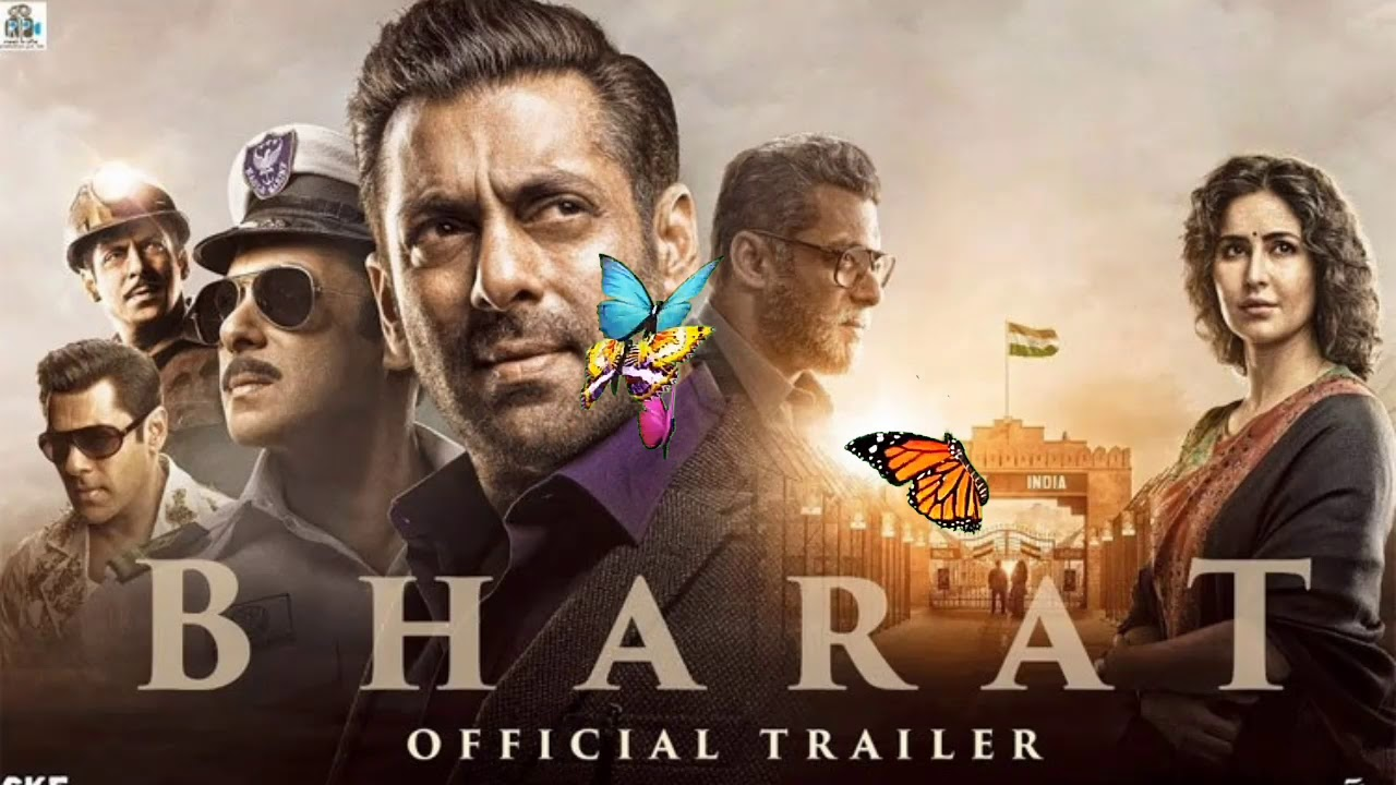 Download BHARAT   Official Trailer   Salman Khan   Katrina Kaif   Movie Releasing On 5 June 2019