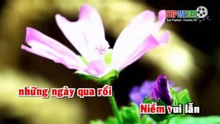 [Karaoke] Tấm Lòng - Hoàng Oanh (Demo)