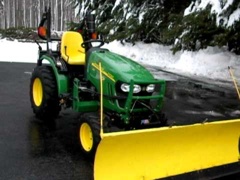 john deere 2320 with plow avi youtube. Black Bedroom Furniture Sets. Home Design Ideas