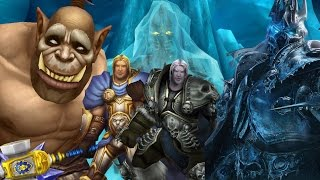The Story of The Lich King - Full Version [Lore]