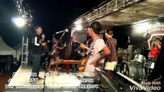 Moonshine - Kamu ( live ) at lap.garnisun, jl.raya KSU - Parung Serap Depok