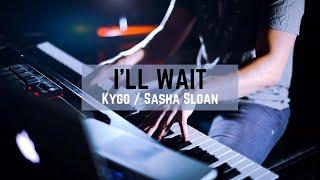 I'll Wait - KYGO, Sasha Sloan (Piano Cover) - Ashcroft Music