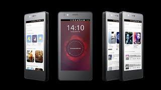 إطلاق هاتف Aquarius E5 أول هاتف يعمل بنظام أوبونتو