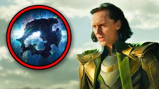 "LOKI TRAILER BREAKDOWN! Special Look Easter Eggs You Missed! (""Doing Great"")"