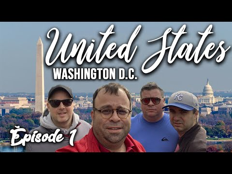 Washington: a journey to the heart of American democracy. The United States and its capital.