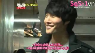 [Vietsub] Running Man Ep 39 - Yoona & Sunny - 1