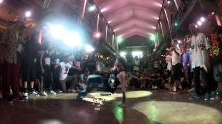 Terrible Style vs Original Squad  - Final Crew vs Crew - Knock Out BBoy Battle 7 2012