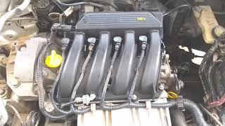 محرك سيارات رينو  16 فالف بنزين - Moteur essence Renault 16 soupapes