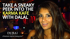 ★- Take A Sneaky Peek Through The Karma Kafe - Downtown Dubai-★