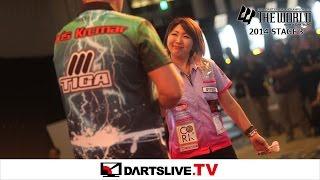 【Boris Krcmar VS Mikuru Suzuki】 THE WORLD 2014 FEATURED MATCH 1