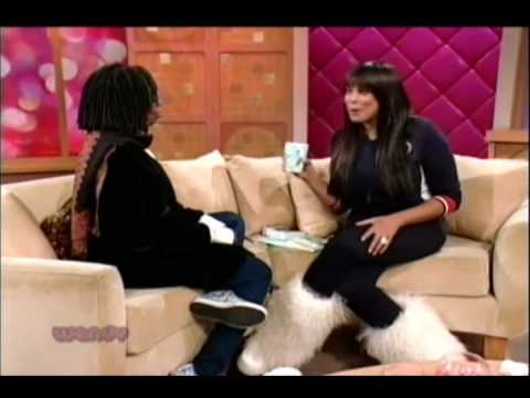 Whoopi Goldberg on The Wendy Williams Show 02/15/2010 Part 1 of 2