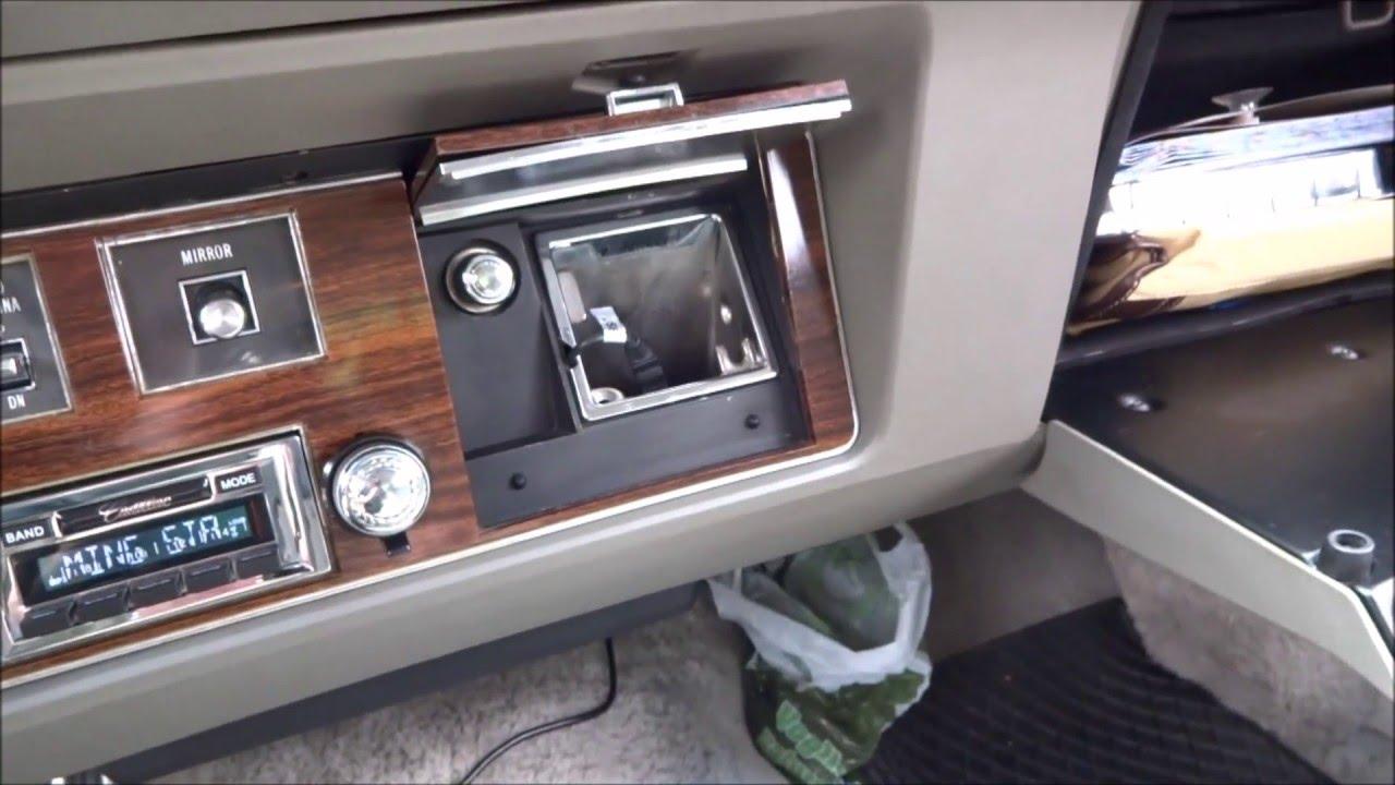 Inside Outside Review Cadillac Seville Elegante 1978 Youtube