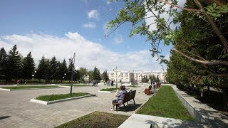 В Верхней Салде открыли обновлённую площадь у ДК имени Агаркова