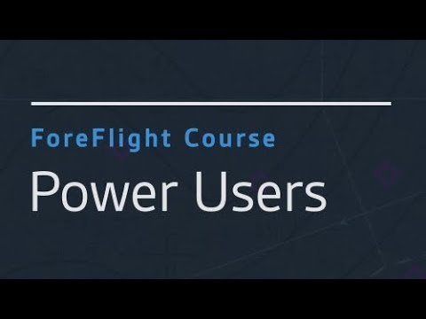 ForeFlight Power Users Course