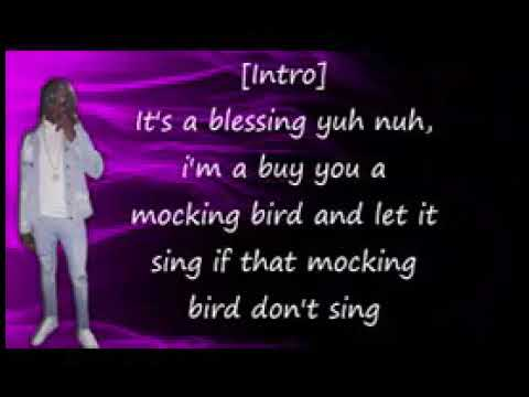 Rygin King - Hush😍😍 with lyrics and audio