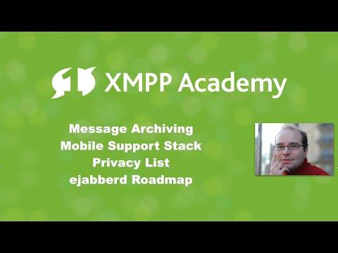 XMPP Academy #1