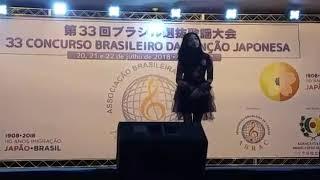 Laís Shiba 366 Nichi Abrac 2018