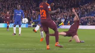 Video Barcelona vs Chelsea  1-1 All Goals Champions League 20/02/2018 HD download MP3, 3GP, MP4, WEBM, AVI, FLV September 2018