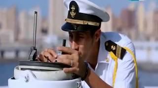 لقاء خاص | على متن سفينة التدريب عايدة 4 مع  د. اسماعيل عبد الغفار رئيس الاكاديمية البحرية