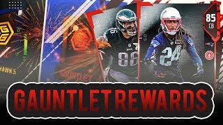 ALL GAUNTLET PACK OPENING!! SO MANY ELITE PULLS!! - Madden 18 Ultimate Team