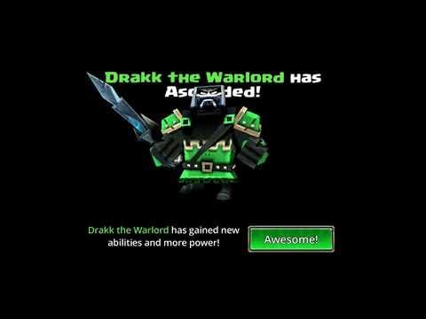 Dungeon Boss Hero Spotlight - Drakk the Warlord