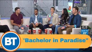 'Bachelor in Paradise' stars are HERE!