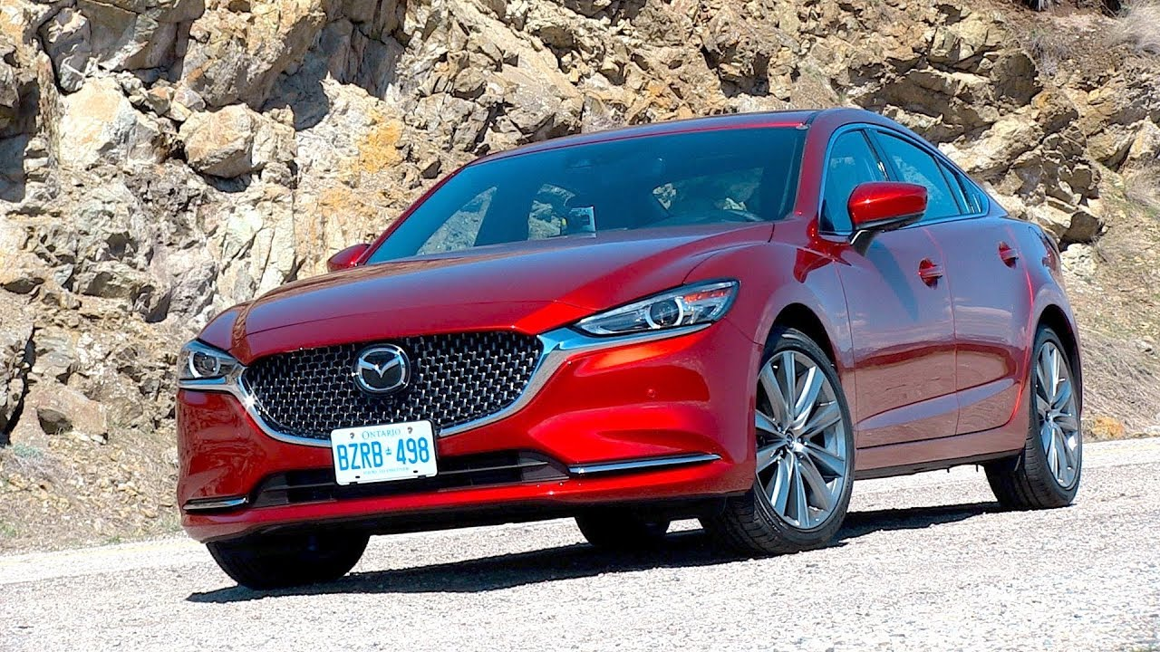 All New Mazda6 Review Now With A Turbo Youtube