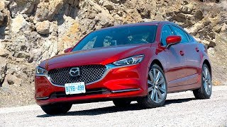 All-New Mazda6 Review--NOW WITH A TURBO