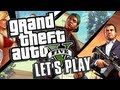 GTAV | Lets Play Part 1: And So It Begins...