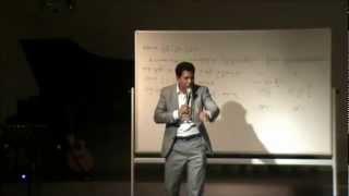 Sayar San Toe - bible study - Ah Lo Daw Nint Ah Khwint Daw @MCF Denmark Christmas (21/26.12.2012 )