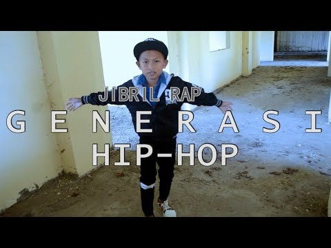 JIBRIL RAP - GENERASI HIP-HOP  with Kanakea Crew