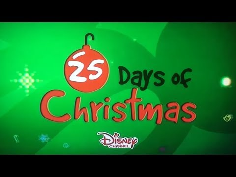 Disney Channel Asia  25 Days of Christmas 2017