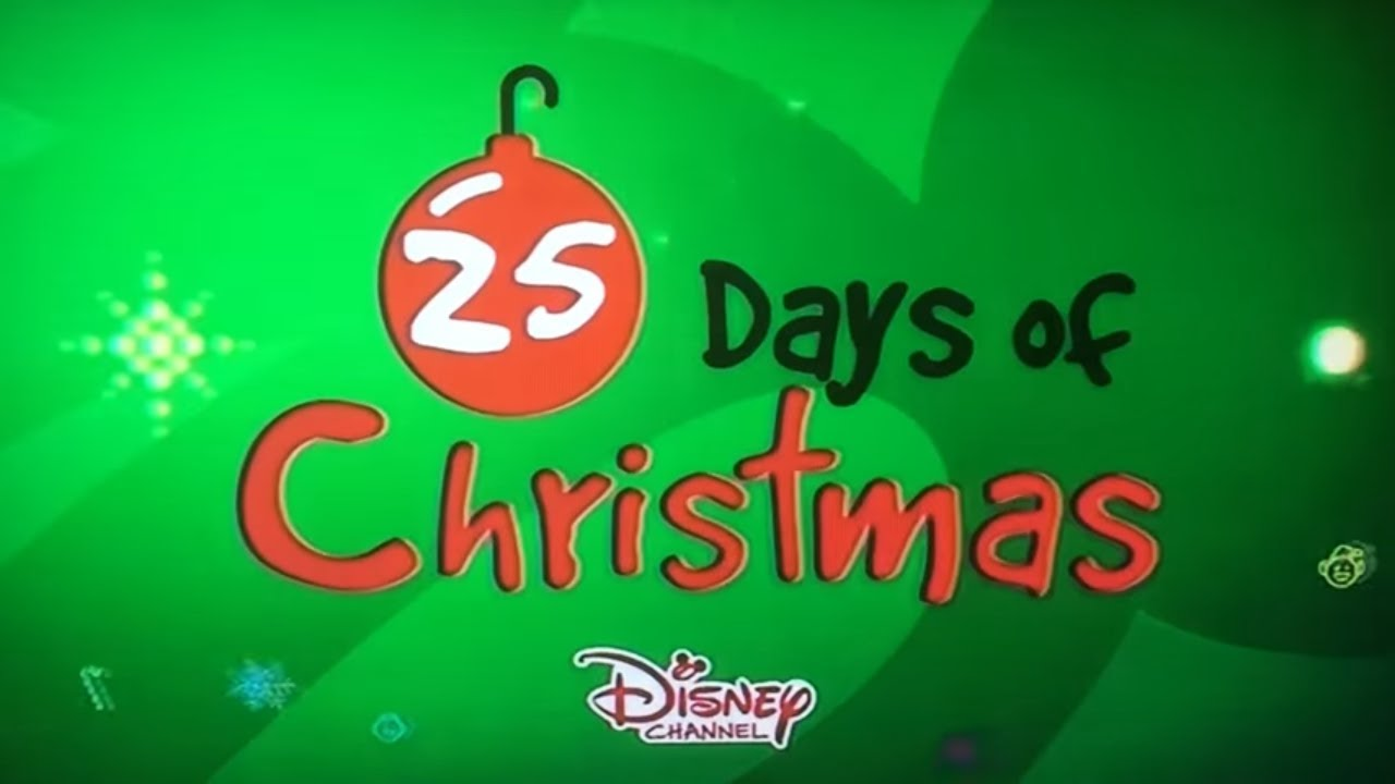 Disney Channel Asia - 25 Days of