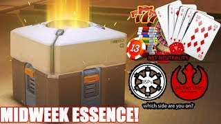 Midweek Essence! - Lootbox Investigations for Gambling! Net Neutrality Fight! + Q&A!