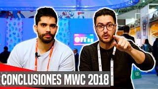 Conclusiones Mobile World Congress 2018